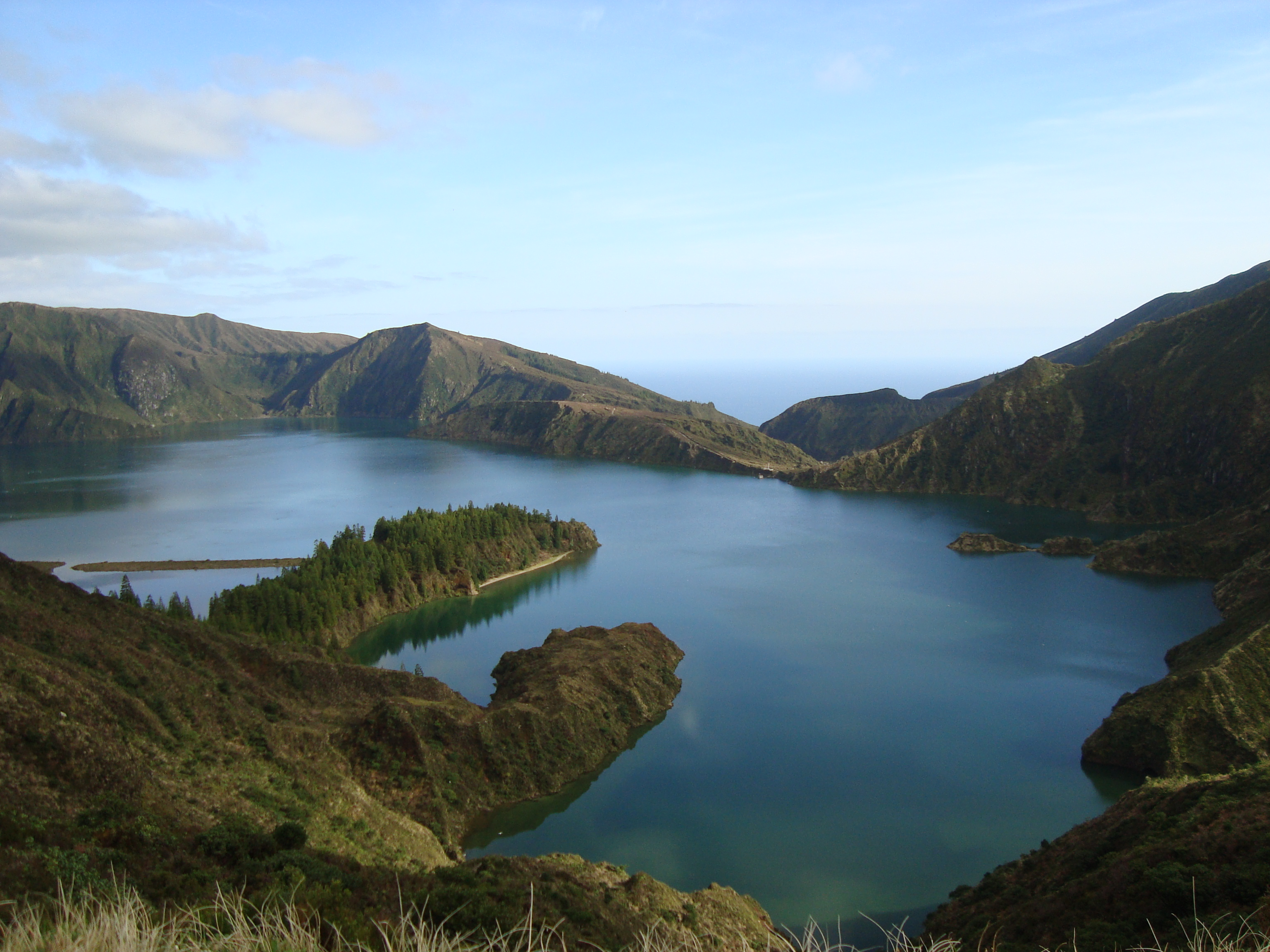 Azoren_Wanderung Lagoa do Fogo 2_Sao Miguel