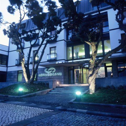 Hotel do Canal_Außenansicht