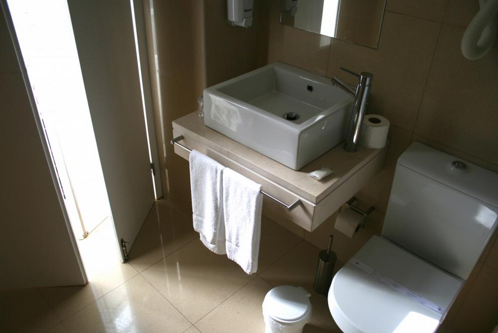 Hotel Zenite_Beispiel Badezimmer