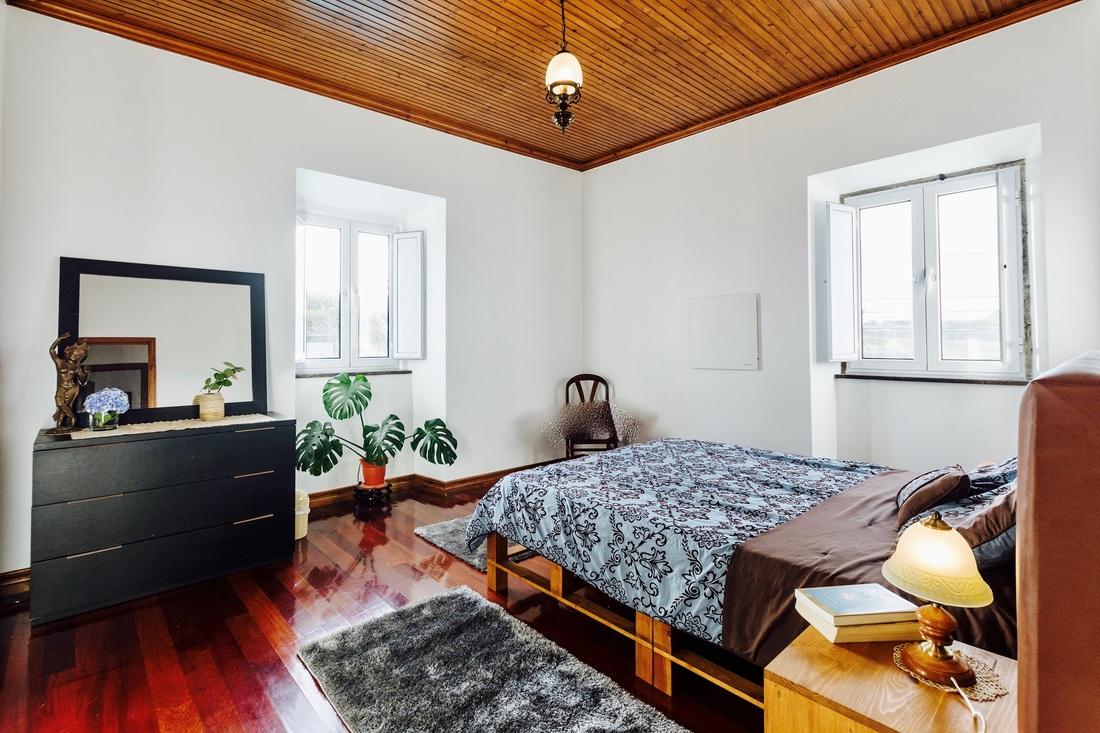 Quinta Minuvida_Suite Kentia Schlafzimmer
