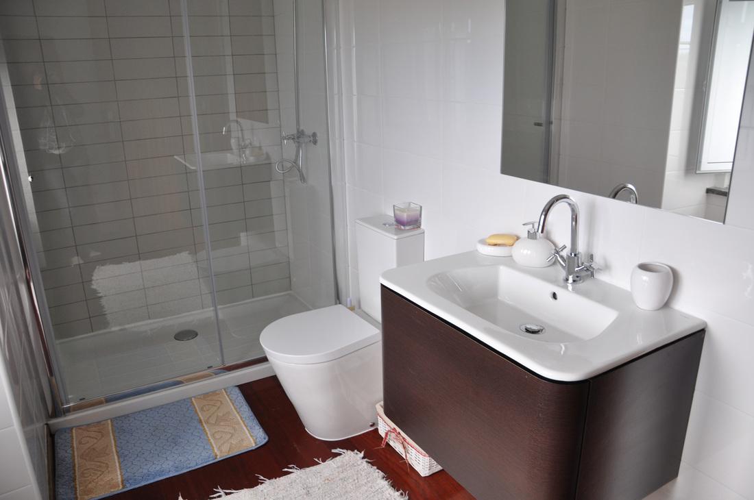 Quinta Minuvida_Suite Kentia Badezimmer