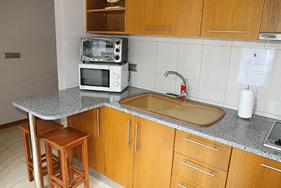Baia da Barca_Beispiel Küchenzeile T1