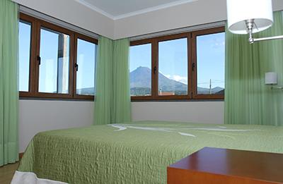 Baia da Barca_Beispiel Schlafzimmer Bergblick