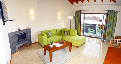 Baia da Barca_Beispiel Wohnbereich T1