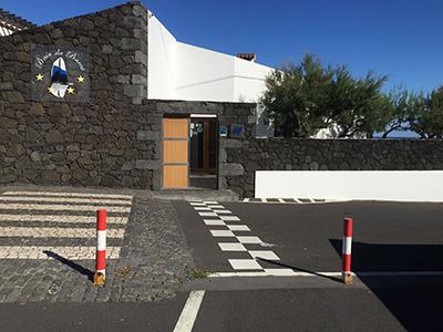 Baia da Barca_Eingangsbereich