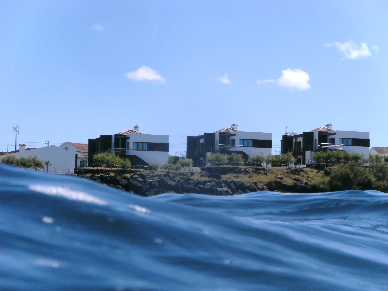 Baia da Barca_Außenansicht vom Meer