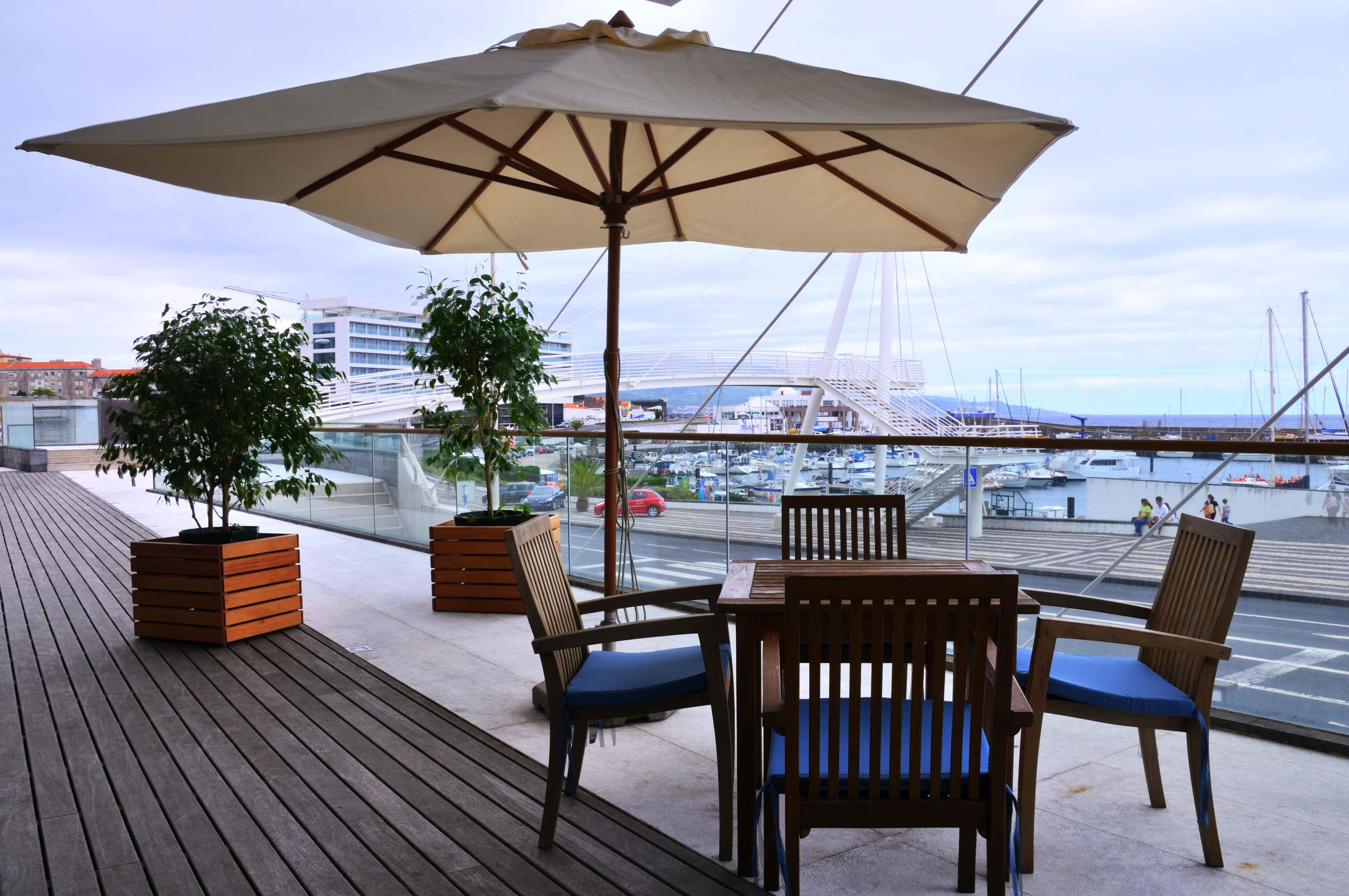 Hotel Marina Atlantico_Terrasse