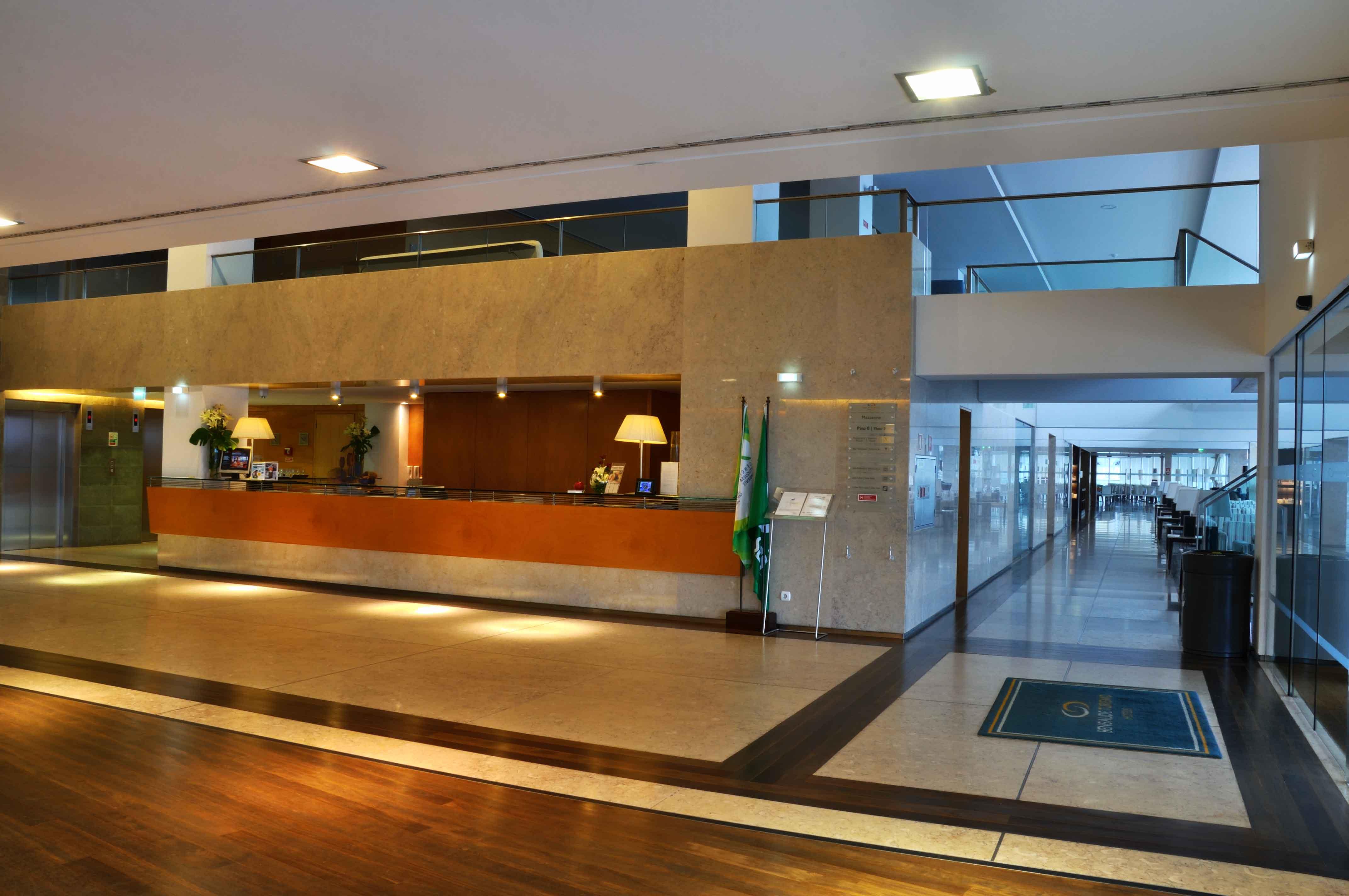 Hotel Marina Atlantico_Rezeption
