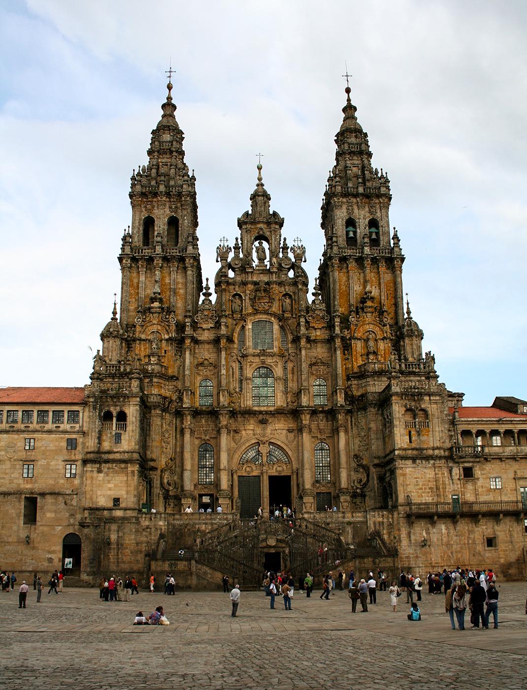 Jakobus-Kathedrale von Santiago