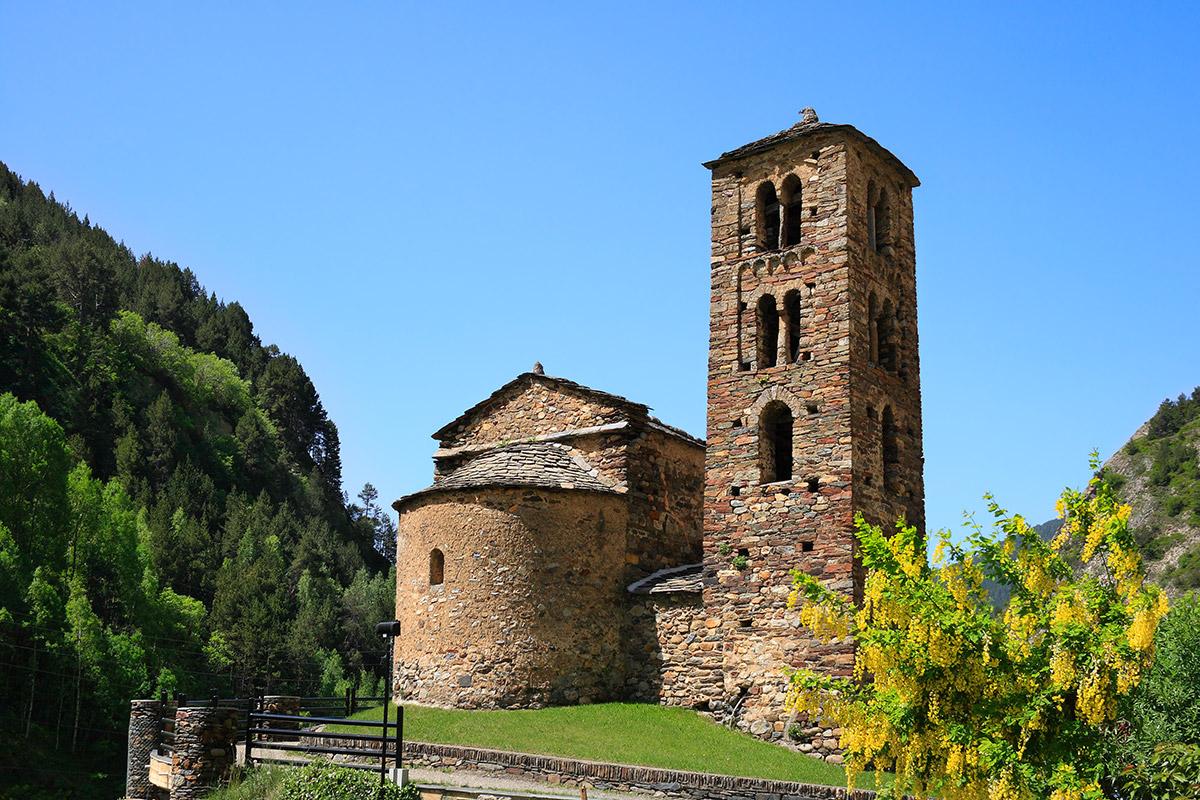 Prachtkirche St. Joan de Caselles