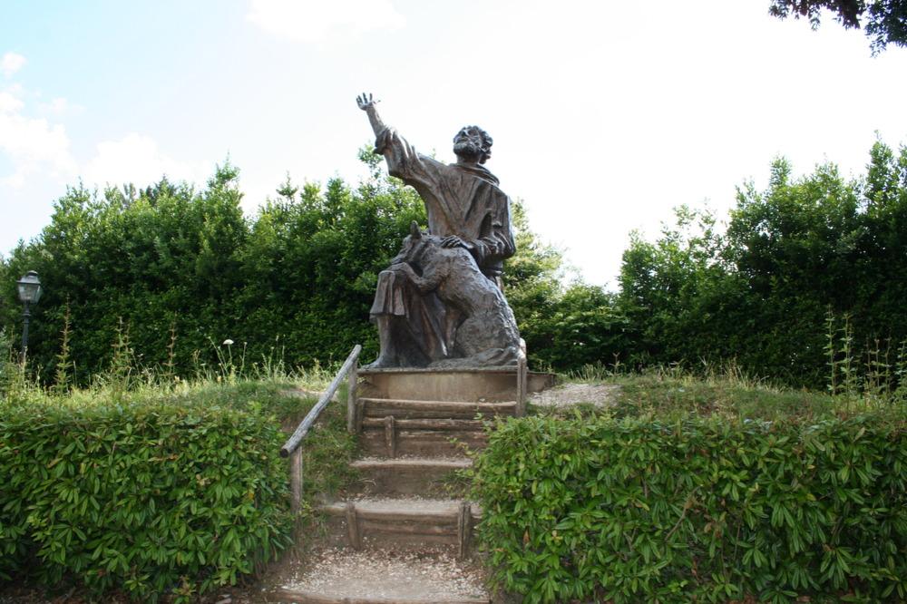 Franziskus und die Legende vom Wolf