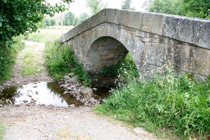 Brücke bei Arzua